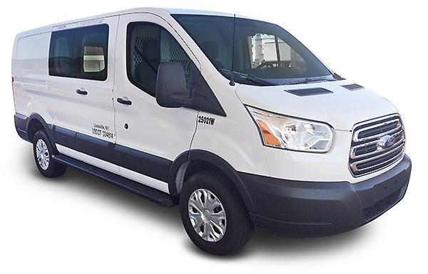 3/4 Ton Cargo Van