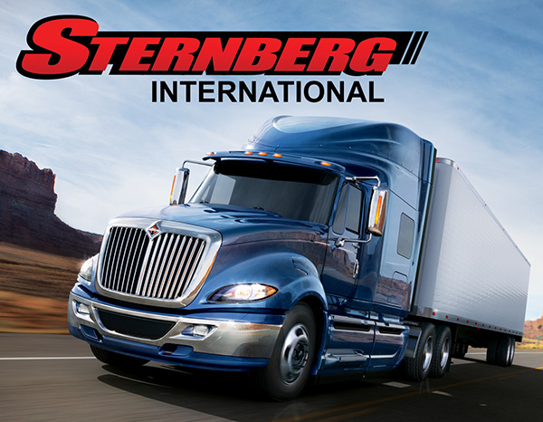 Sternberg International Truck rental & lease