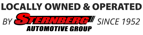 Locally Owned and Operated by Sternberg Automotive Group since 1952