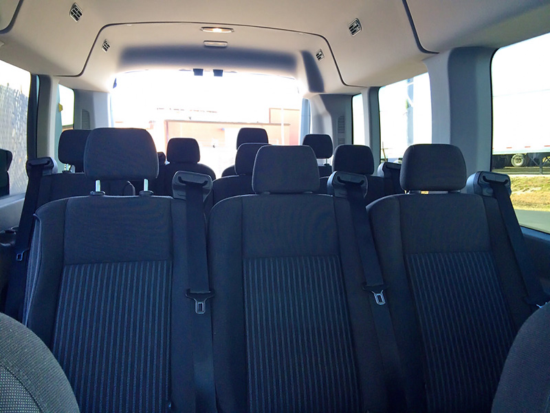 Car Rental Evansville In: 12 Passenger Van Rental, Evansville IN