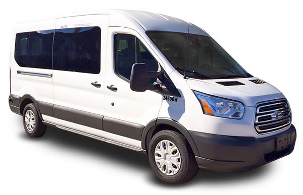 Transit 12 Passenger Van