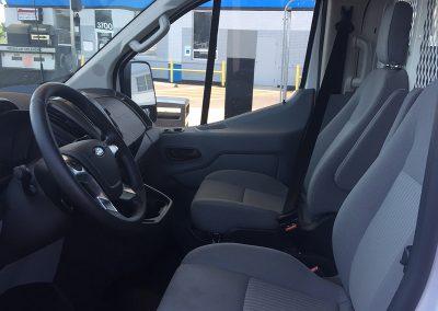 Cargo Van Cabin